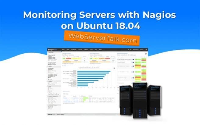 Monitoring Servers with Nagios on Ubuntu 18.04
