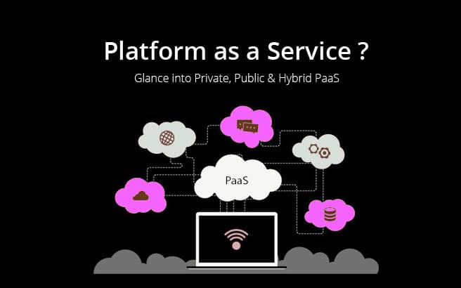 What is Platform as a Service ?