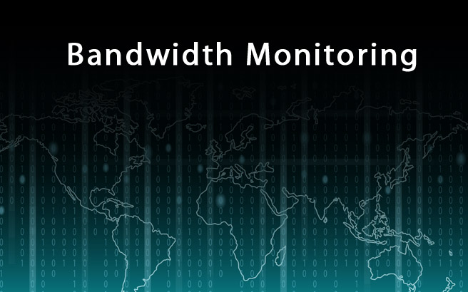 bandwidth monitoring software and tools