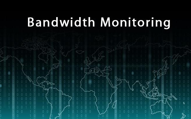 bandwidth monitoring software and tools