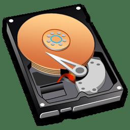 Storage and hard disk monitoring