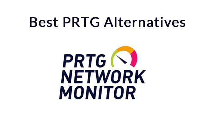 prtg alternatives for network monitoring